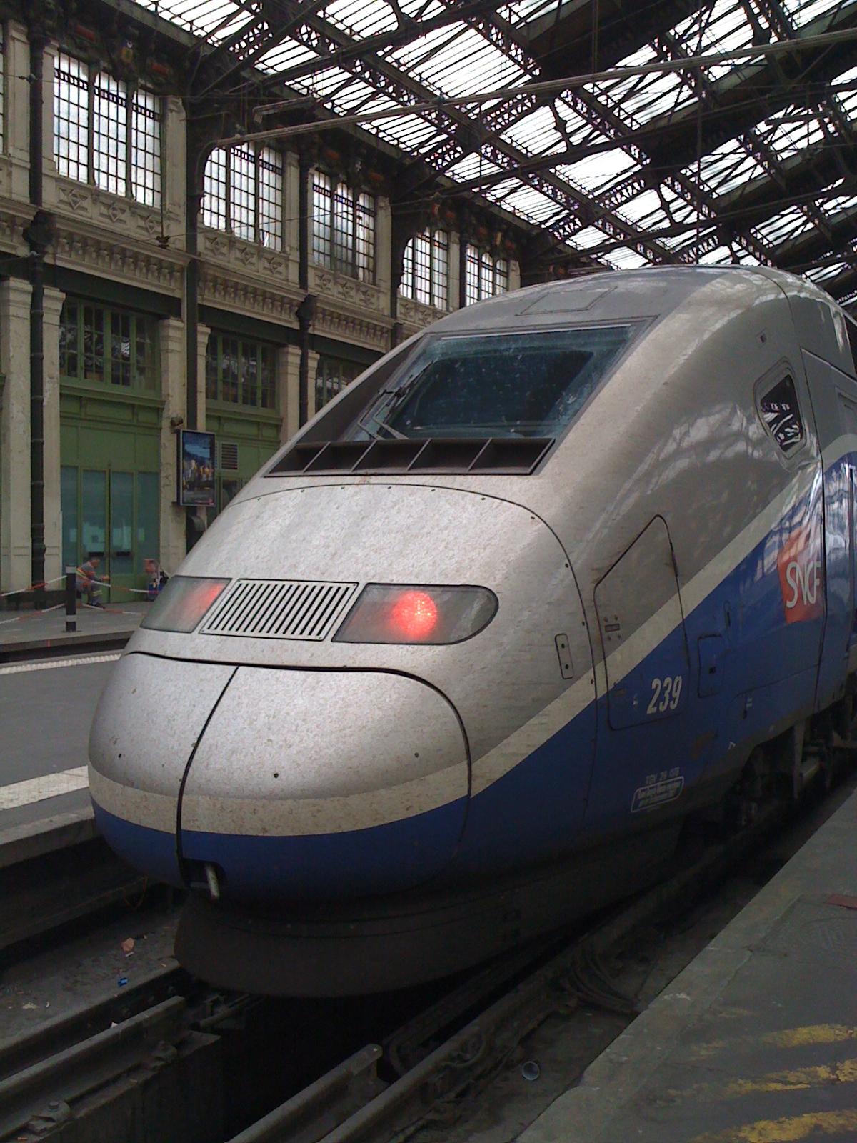 на перроне за этим поездом идет операция по обезвреживанию бомбы (серьезно!)