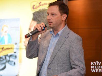 performing at Kyiv Media week 2019