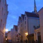 на улочках старого города